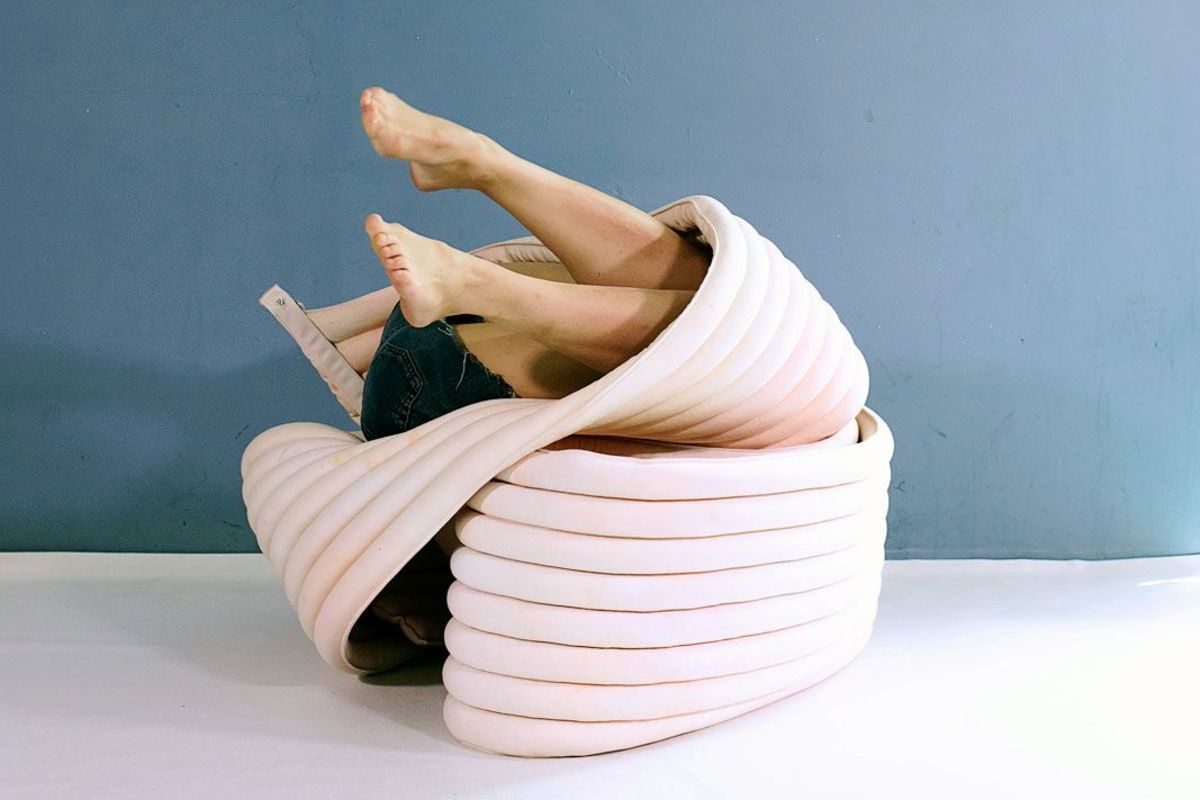five innovative chair designs  plain magazine - five innovative chair designs