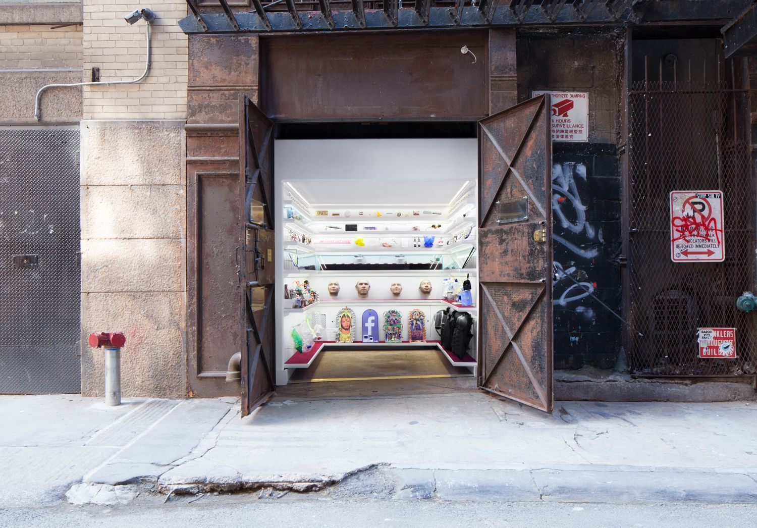 nycs smallest museum hosts the worlds curiosities in a