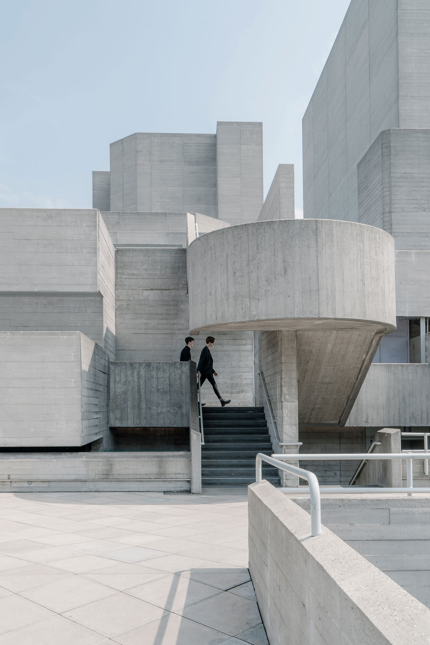 Minh T.'s Minimalist Take On Architecture, Geometry And